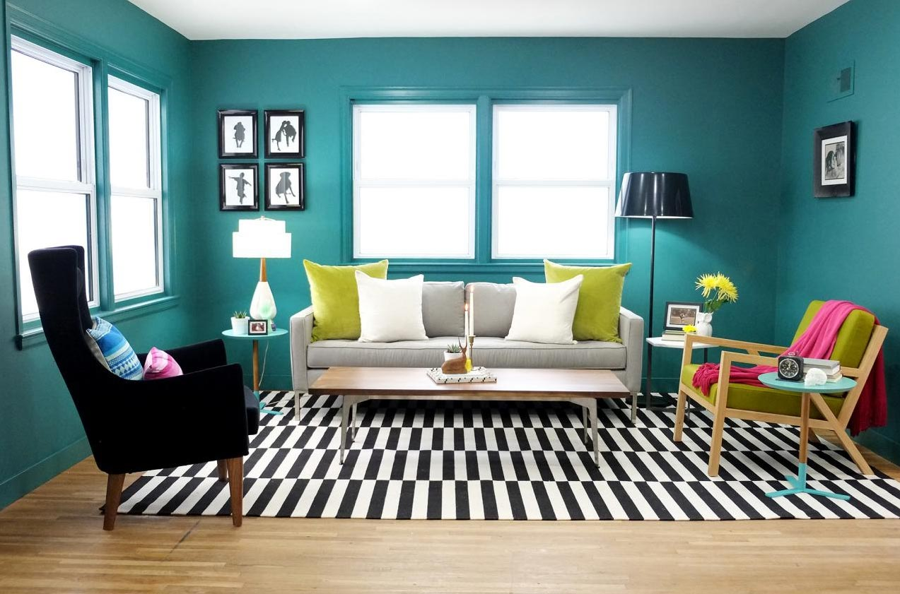 Bedroom Colour Ideas Green