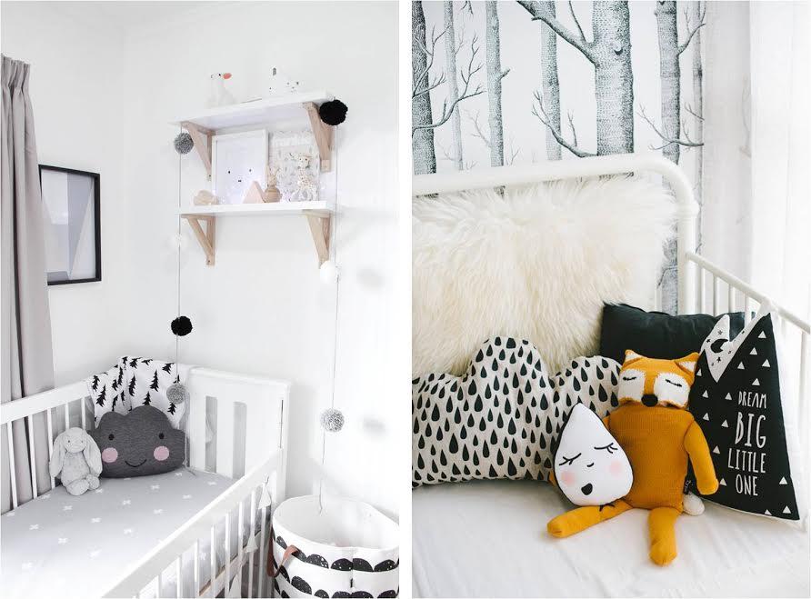 Quarto infantil - Móveis Planejados - Almofadas