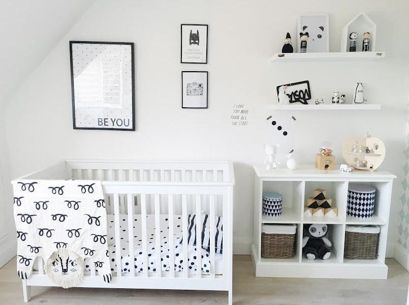 Quarto infantil - Móveis Planejados - Organizadores