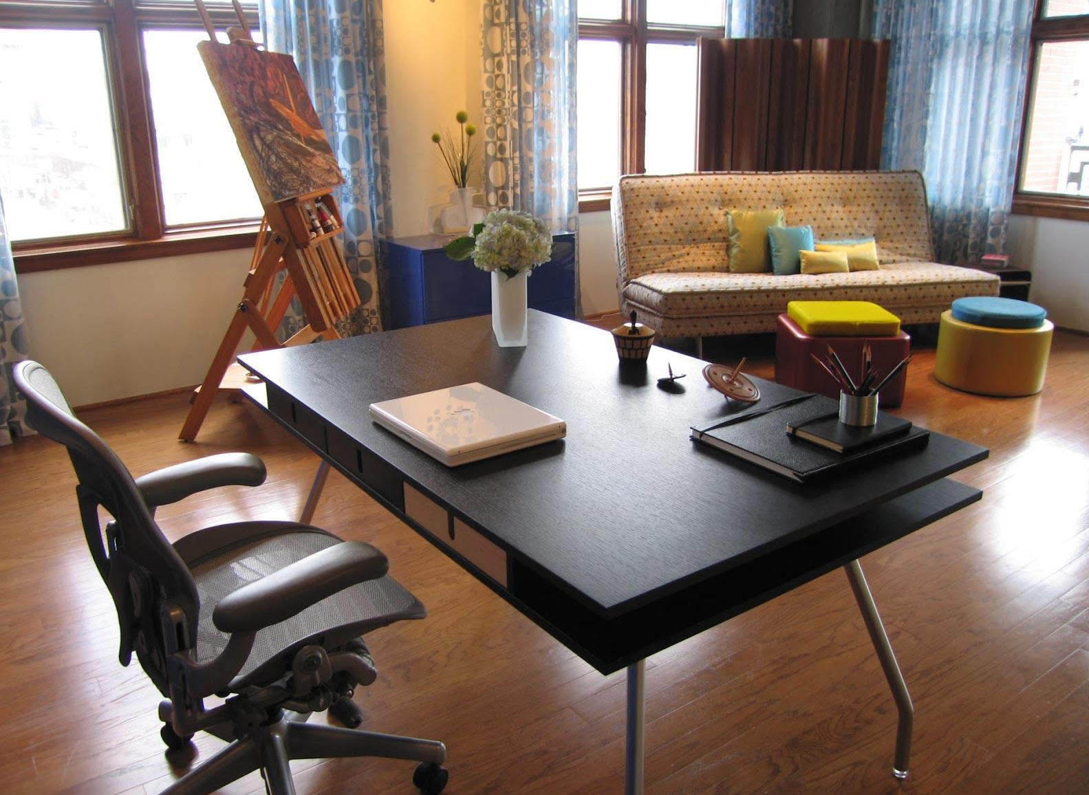 Home Office:  equilíbrio entre conforto e profissionalismo