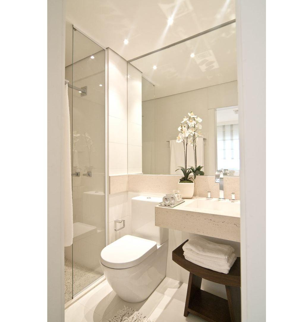 Artesanato Com Cd Reciclado ~ Banheiro Planejado Com Banheira Liusn com ~ Obtenha uma imagem de idéias interessantes para o