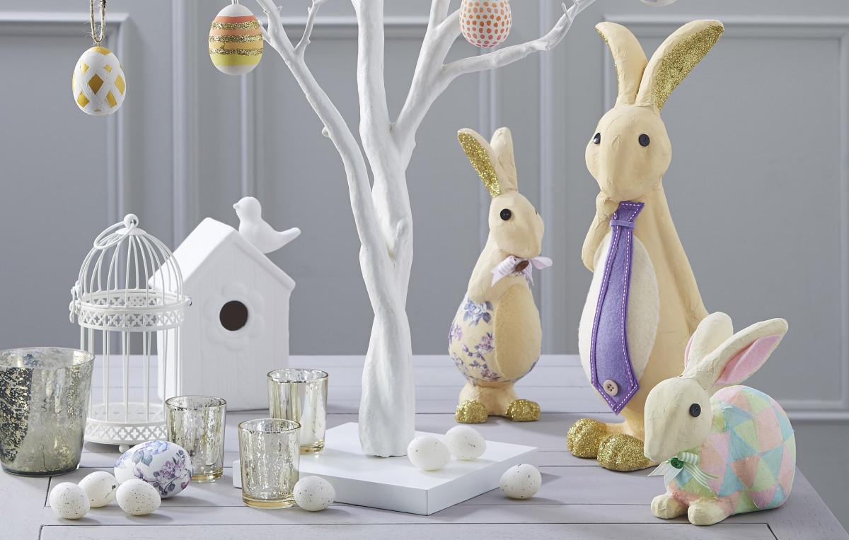 5 dicas de decoração para a páscoa