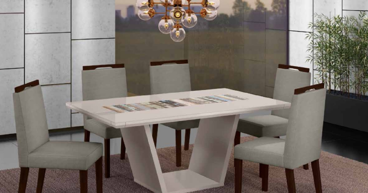 Qual a mesa ideal para sua casa?