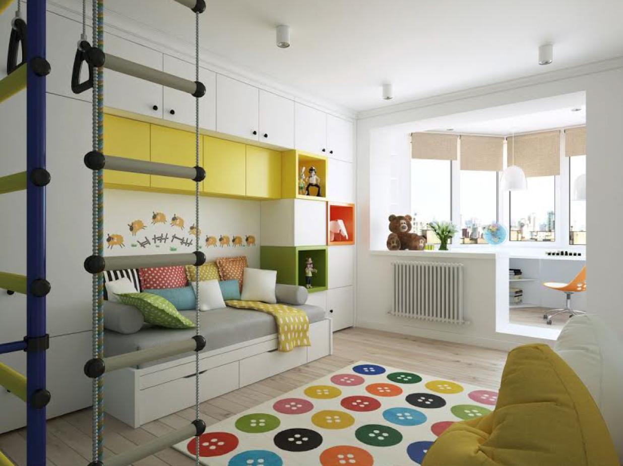 Resultado de imagem para quarto infantil planejado