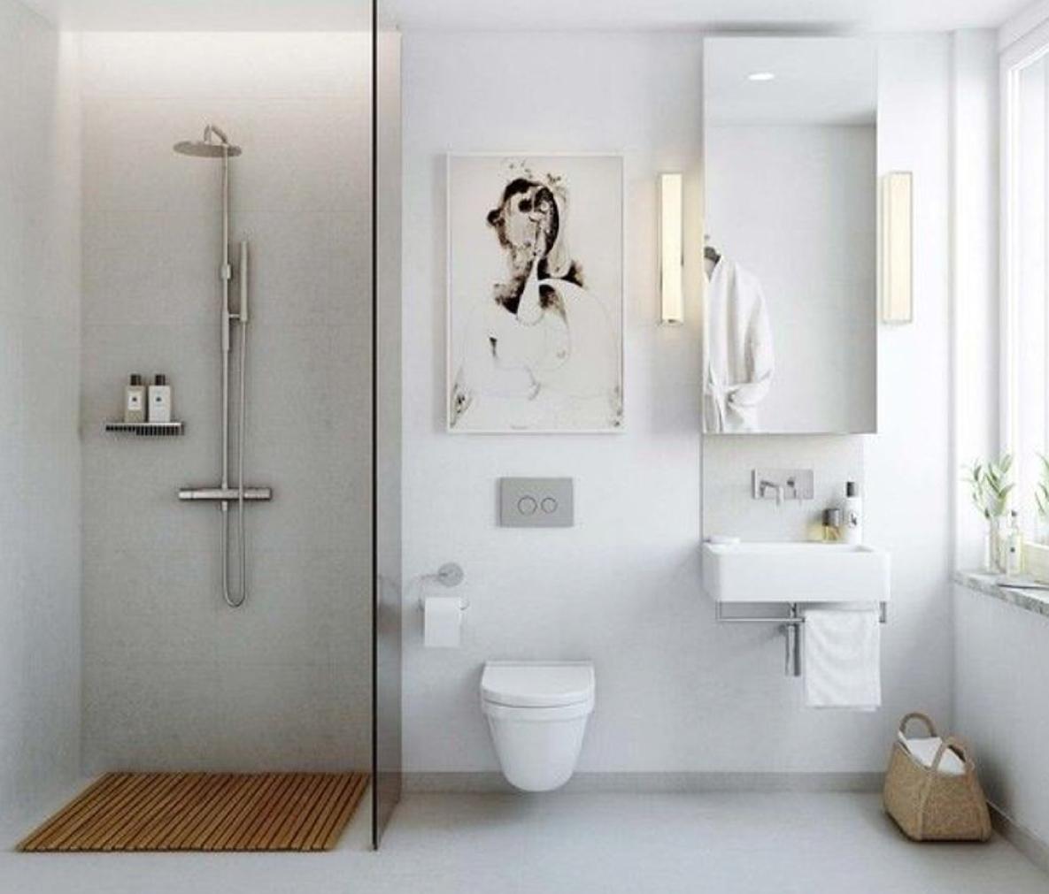 Decorando banheiro pequeno